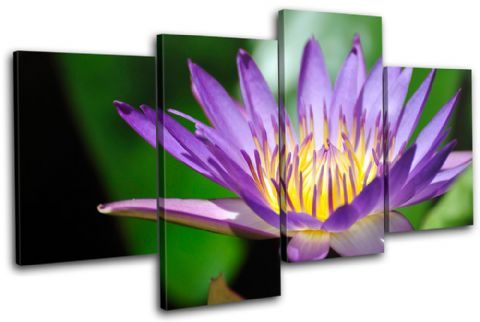 Lily Flowers Floral - 13-1513(00B)-MP04-LO